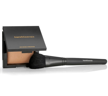 bareMinerals® INVISIBLE BRONZE™ Puder- Bronzer 7g inkl. Pinsel