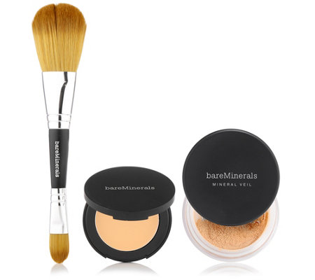 bareMinerals® Essentially Even Concealer-Set 3tlg.