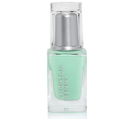 LEIGHTON DENNY Nagellack Inside Scoop Pastelgrün 12ml