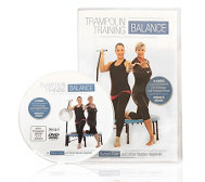 FLEXI SPORTS DVD-Trampolin Balance Training mit Barbara Klein 50 Minuten
