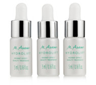 M.ASAM® Hydro Lift Instant Effect Beauty Treatment 3x 5ml