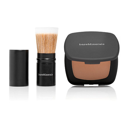 bareMinerals® READY All over Face Color Warmth mit Pinsel, 10g