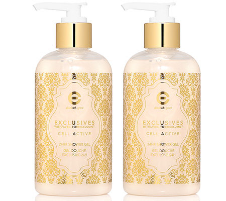 ELIZABETH GRANT CELL ACTIVE Shower Gel Duo je 240ml