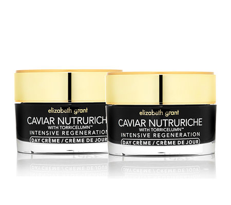 ELIZABETH GRANT CAVIAR Day Cream 2x 50ml