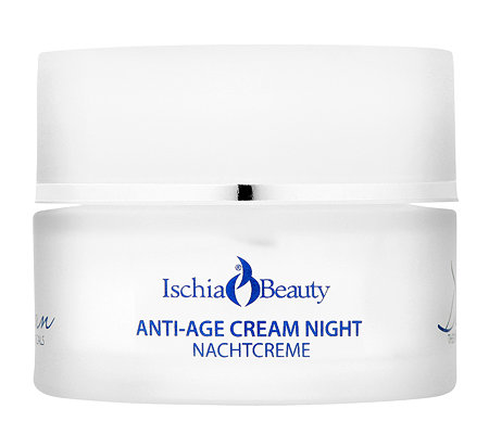 ISCHIA BEAUTY Damian Night Nachtcreme mit Thermalwasser 50ml