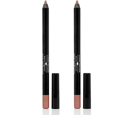 LAURA GELLER Pout Perfection Lip Liner Duo, wasserresistent