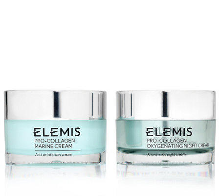 ELEMIS Pro-Collagen Day & Night Cream Duo 2x 30ml