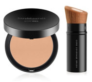 bareMinerals® BAREPRO&trade&#x3b; Performance Wear Kompakt-Foundation inkl. Pinsel