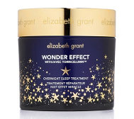 ELIZABETH GRANT WONDER EFFECT Overnight Sleep Treatment 200ml