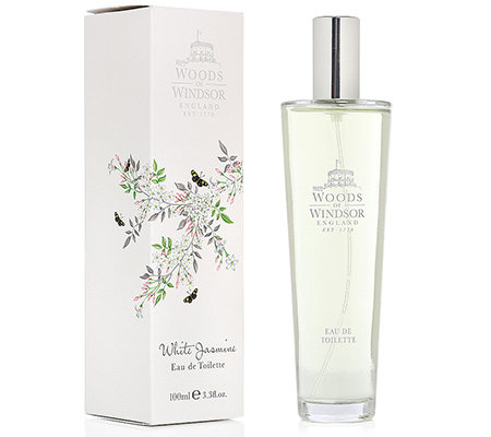 WOODS of WINDSOR Weißer Jasmin Eau de Toilette 100ml