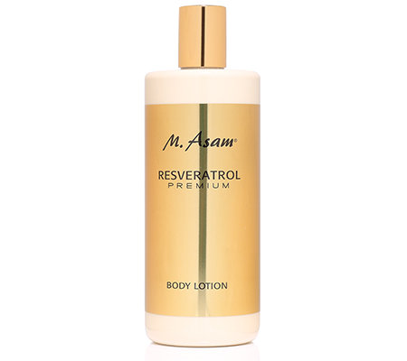 M.ASAM RESVERATROL Premium Bodylotion 500ml