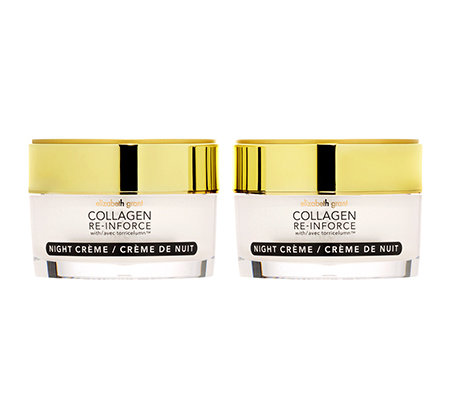 ELIZABETH GRANT COLLAGEN Night Cream 2x 50ml