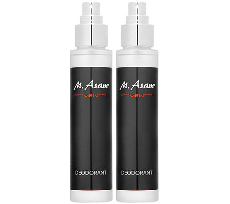 M.ASAM MEN Deodorant 2x100ml