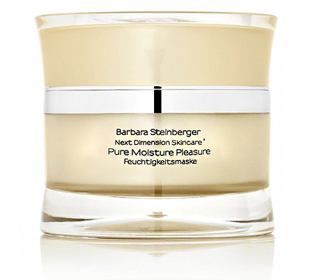 BARBARA STEINBERGER Fruitdelicious Pure Moisture Pleasure Feuchtigkeitsmaske 50 ml