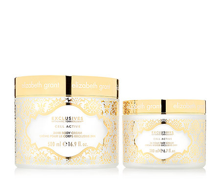 ELIZABETH GRANT EXCLUSIVES 24h Cell Active Face- und Body-Crem Sondergröße