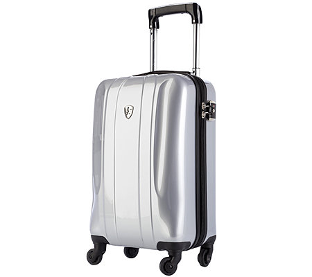 HEYS USA Duval Collection Trolley, 4 Rollen Polycarbonat ca. 36x56x23cm