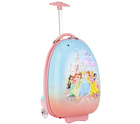 HEYS Disney Collection Trolley, LED Lichter Polycarbonat ca. 31x46x23cm