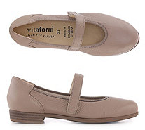 VITAFORM Mary-Jane-Ballerina - 317431