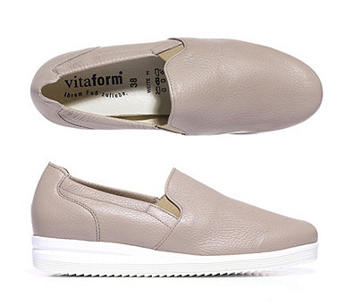 Damen-Slipper Hirschleder - 303433