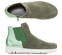 VITAFORM Stiefelette Materialmix - 303938