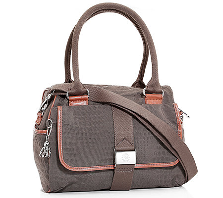 KIPLING Henkeltasche Double-UP Shoulder Bag Metallschließe
