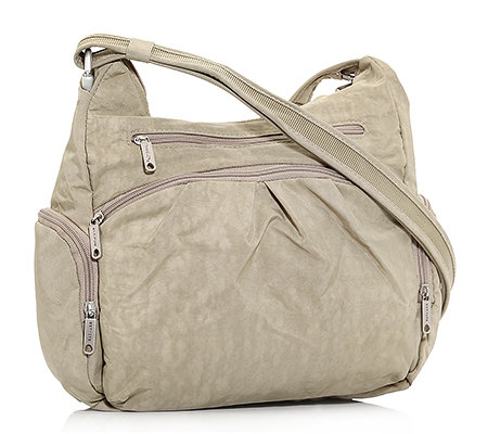 TRAVELON Anti Theft Schultertasche Polyester Riemen max. 142cm