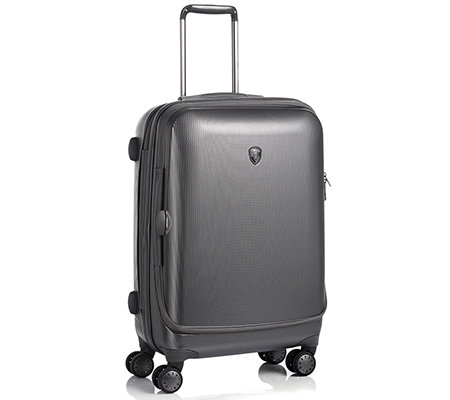 HEYS Portal Collection Trolley, 4 Rollen Polycarbonat ca. 41x66x26cm /4,5kg