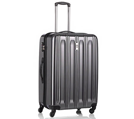 DELSEY Trolley Air Longitude Polycarbonat TSA, Zip Securi Tech ca. 51x75x32cm