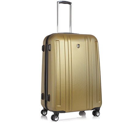 HEYS USA Crown XI Elite Trolley, 4 Rollen Polyxarbonat ca. 76x46x31cm