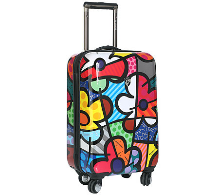 HEYS Britto Collection Trolley, 4 Rollen Polycarbonat ca. 36x56x23
