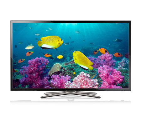 SAMSUNG 117cm LED-TV Dreifach Tuner Full HD, 100Hz SmartTV
