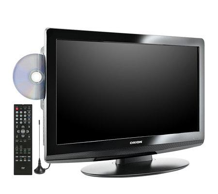 orion 66cm lcd tv dvd player dvb t 2xhdmi 2x scart 3. Black Bedroom Furniture Sets. Home Design Ideas