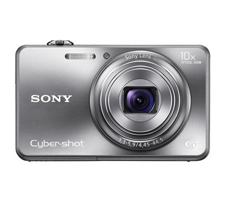 SONY 18MP Digitalkamera 10xopt./40xdig.Zoom 25mm Weitwinkel 8GB Speicherkarte