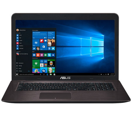ASUS 43,9cm Notebook HD+ Display Intel Core i3 1.000GB, 8GB RAM