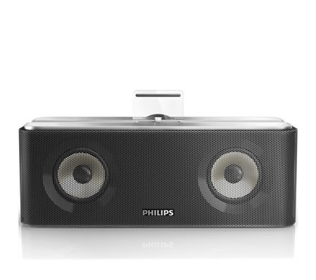 PHILIPS Lautsprecher Bluetooth, Micro- USB, Docking- station, 10W