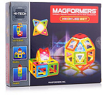 MAGFORMERS Neon LED-Set 31tlg. - 466834