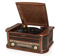 ROADSTAR Retro HiFi-Anlage 2020BT - 464135