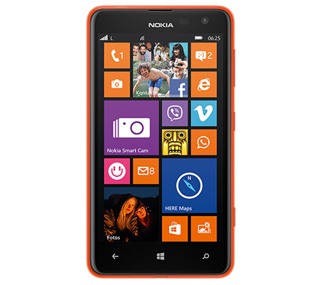 NOKIA Windows Phone 11,9cm IPS-Display 8GB LTE, Full HD Video
