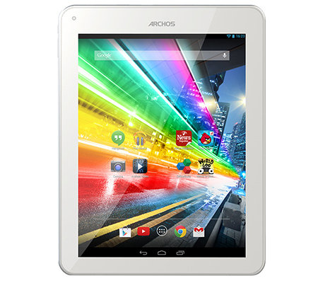 ARCHOS Tablet PC 24,6cm Retina Display Quad-Core Prozessor 8GB, 2GB RAM, Wifi