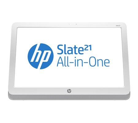 HP All-in-One PC 54,6cm IPS-Display Full HD Touchscreen Android 4.2