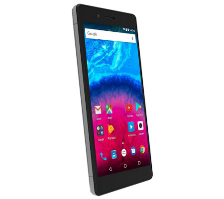 ARCHOS 12,7cm Smartphone HD IPS-Display Quad-Core, 16GB Internet Security