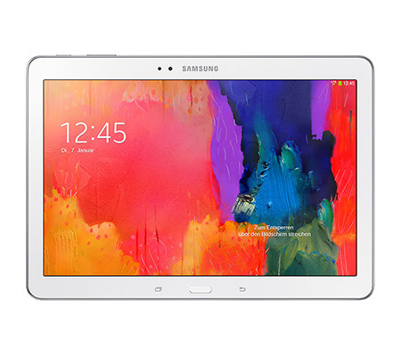 SAMSUNG Galaxy Tab 4 PRO 25,6cm Tablet PC Quad Core, 16GB, 4G Office, Multi Window