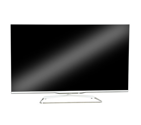 PHILIPS 119cm 3D Smart TV 3-seitiges Ambilight 700Hz, WLAN, USB integr. Skype Kamera