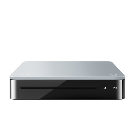 TOSHIBA 3D Blu-ray Player Full HD,Dolby Digital Ultra HD Upscaling WiFi, HDMI, USB