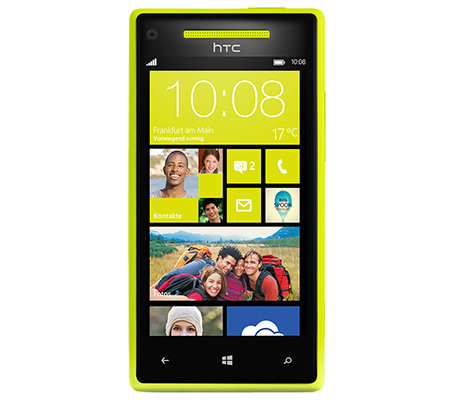 HTC 10,9cm Windows Phone Gorilla Glas 2, 16GB NFC, 8MP Kamera Full HD Videoaufnahm.