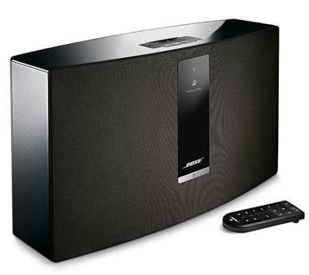 bose soundtouch 30 wireless streaming lautsprecher page 1. Black Bedroom Furniture Sets. Home Design Ideas