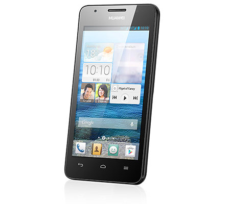 HUAWEI Smartphone 11,4cm IPS-Display Quad-Core Prozessor Dual Slim, 4GB