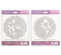 CRAFTER'S COMPANION Metallschablonen-Set - 584301