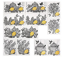 Wandsticker-Set 12tlg. - 582418