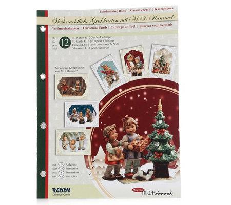 m i hummel gru karten weihnachtliche motive 53tlg page. Black Bedroom Furniture Sets. Home Design Ideas